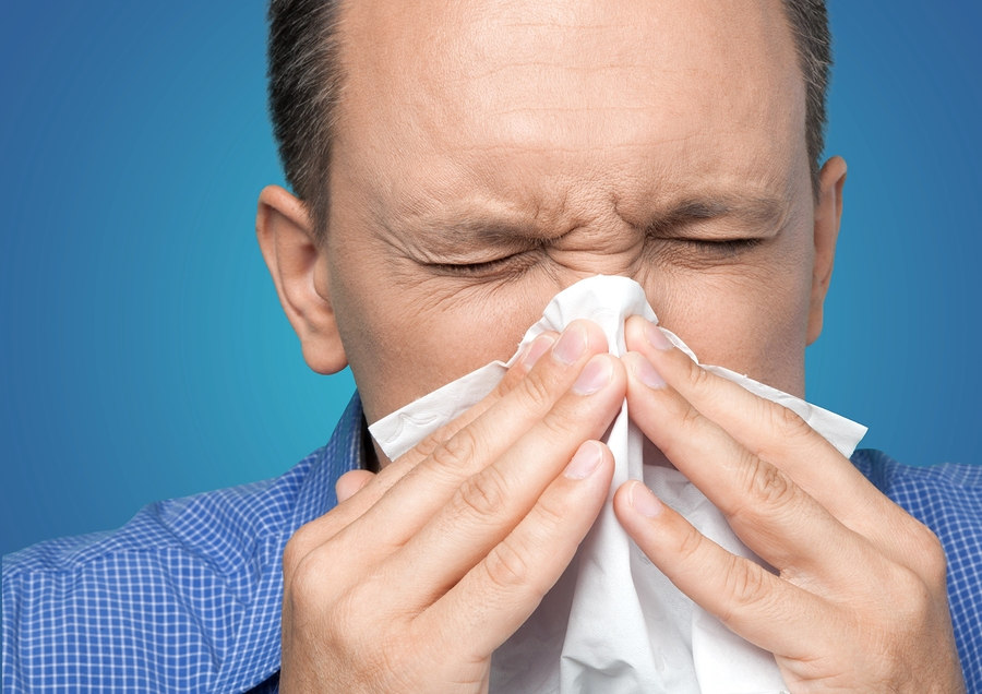 Causes of excessive nosebleeds in adults